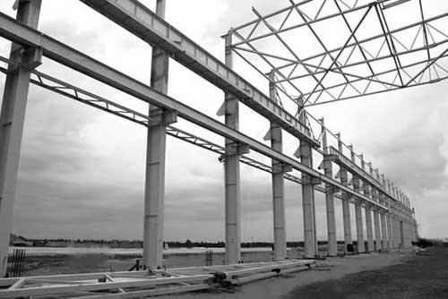 металлические-колонны