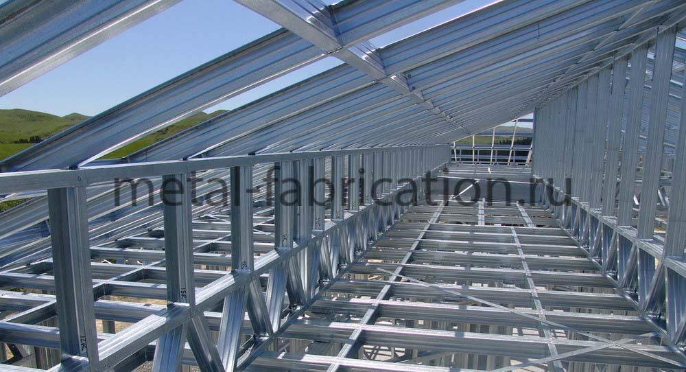 Как заказать металлоконструкции для строительства?